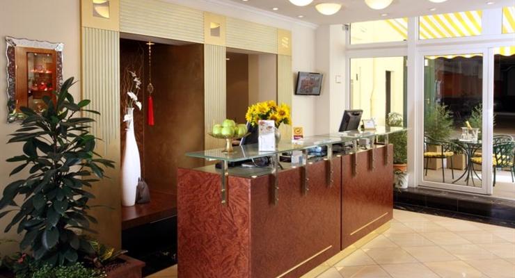 Hotel Mezza Pensione Vienna
