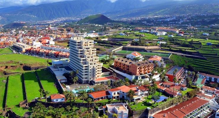 Hotel Tenerife Mezza Pensione