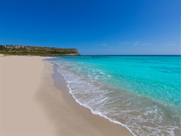 Son Bou Beach - Minorca