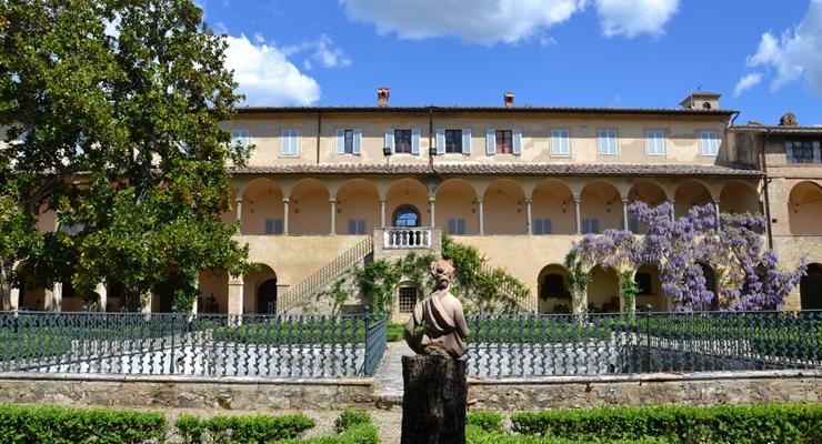 Certosa di pontignano weekend in residenza d 39 epoca da - Hotel il giardino siena ...