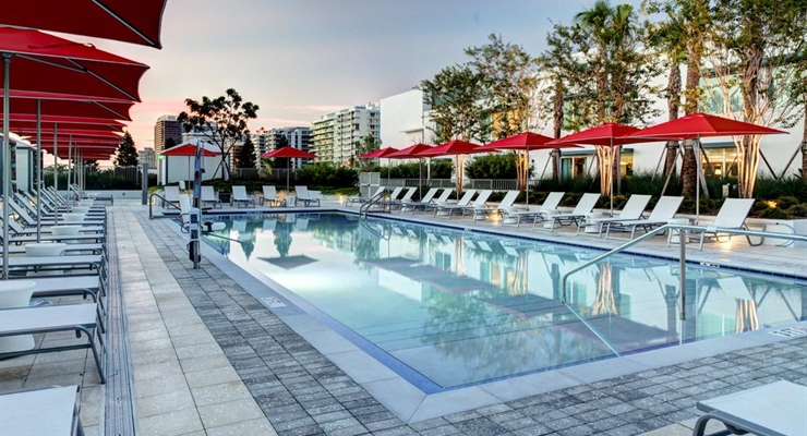 Marriott Miami Beach Surfside - Miami Beach