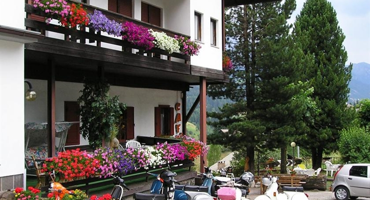 Moena Hotel Mezza Pensione