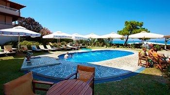 Grecia settimana con volo presso il grand hotel hanioti - Hotel con piscina privata grecia ...
