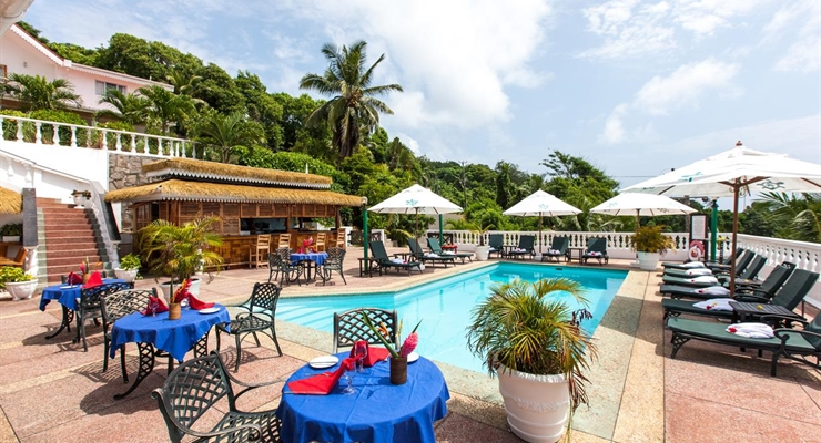 Le Relax Hotel and Restaurant - Seychelles