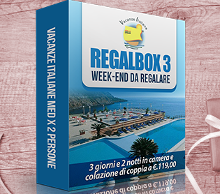 Regalbox 3 - Weekend da regalare