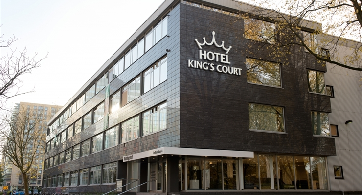 Hotel King's Court - Amsterdam