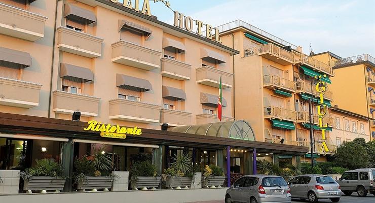 Hotel Lido Di Camaiore Mezza Pensione
