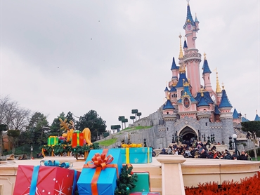 Disneyland Paris - Francia