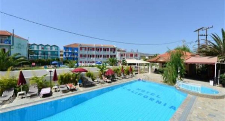 California Beach Hotel - Zante