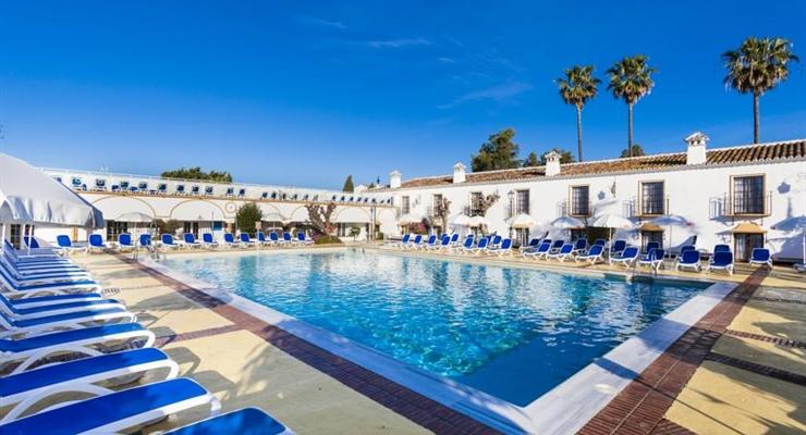 Hotel Mezza Pensione Malaga
