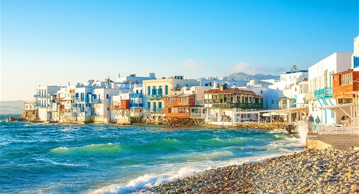 Mykonos  Island - Greece