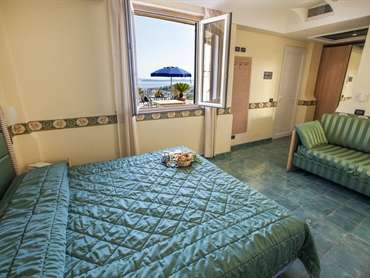 Hotel Terme President - Ischia, Camere